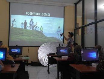 Kominfo Tuban Gelar Pelatihan Jurnalistik dan Audio Visual, Guna Bekali Masyarakat Tentang IT
